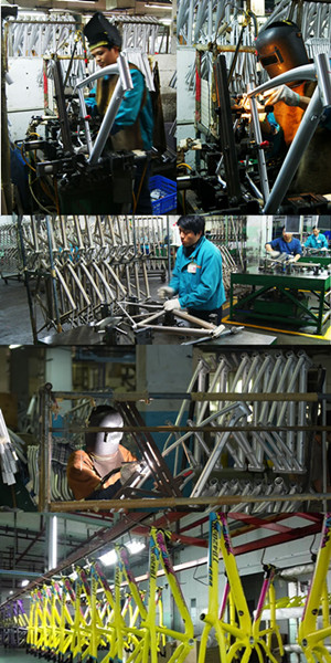 ORISUN BICYCLE CO., LTD.